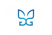 Letter G Butterfly...