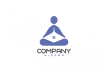 Yoga At Home Logo