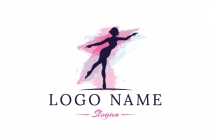 Dancing Woman Logo