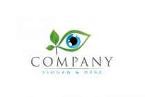Leaf Eye Logo
