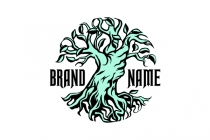 Handsome Tree Logo
