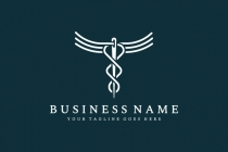 Caduceus Tailor Logo