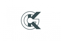 GK KG Point Logo