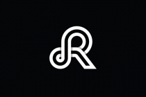 Letter R Infinity...