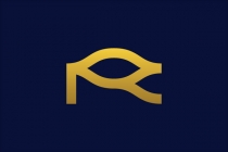 Letter R Eye Of Horus...